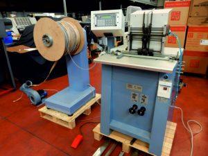Używana maszyna Rilecart R500